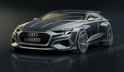 2020 Audi A3 sportback 186