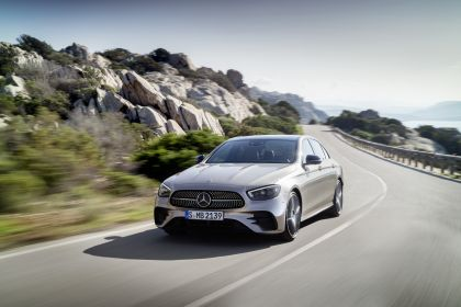 2020 Mercedes-Benz E-Class 1