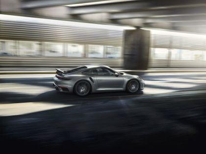 2020 Porsche 911 ( 992 ) Turbo S 2