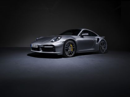 2020 Porsche 911 ( 992 ) Turbo S 6