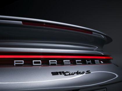 2020 Porsche 911 ( 992 ) Turbo S 17