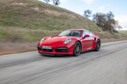 2020 Porsche 911 ( 992 ) Turbo S 24