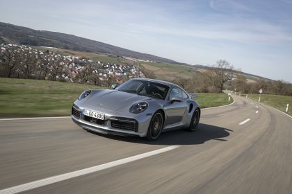 2020 Porsche 911 ( 992 ) Turbo S 51