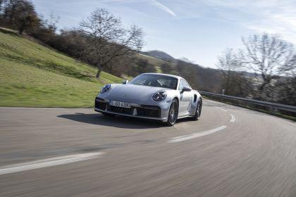 2020 Porsche 911 ( 992 ) Turbo S 52