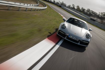 2020 Porsche 911 ( 992 ) Turbo S 55