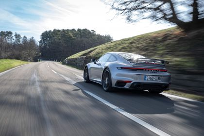 2020 Porsche 911 ( 992 ) Turbo S 59