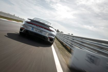 2020 Porsche 911 ( 992 ) Turbo S 61