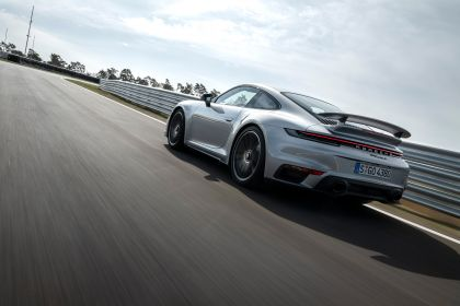 2020 Porsche 911 ( 992 ) Turbo S 62