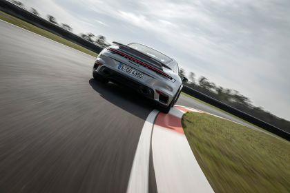 2020 Porsche 911 ( 992 ) Turbo S 63