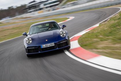 2020 Porsche 911 ( 992 ) Turbo S 120