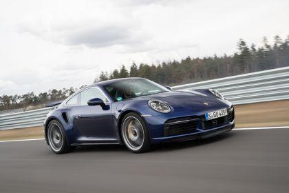 2020 Porsche 911 ( 992 ) Turbo S 133
