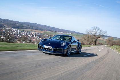 2020 Porsche 911 ( 992 ) Turbo S 140