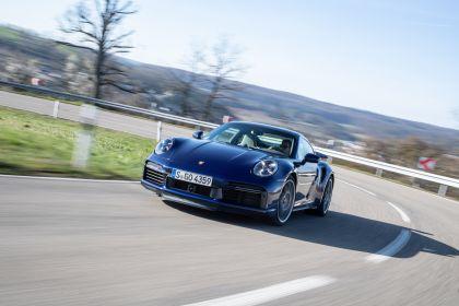 2020 Porsche 911 ( 992 ) Turbo S 141