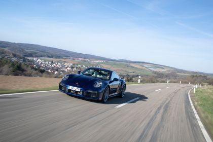 2020 Porsche 911 ( 992 ) Turbo S 143
