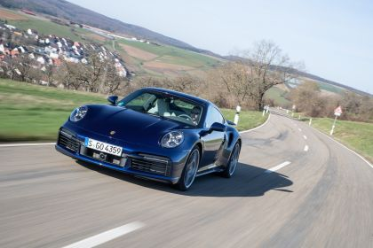 2020 Porsche 911 ( 992 ) Turbo S 144
