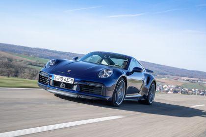 2020 Porsche 911 ( 992 ) Turbo S 145