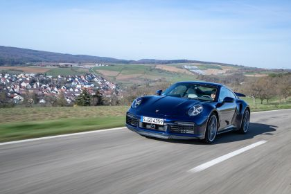 2020 Porsche 911 ( 992 ) Turbo S 146