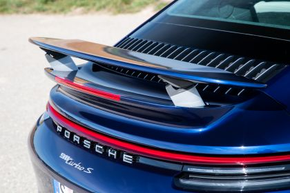 2020 Porsche 911 ( 992 ) Turbo S 157