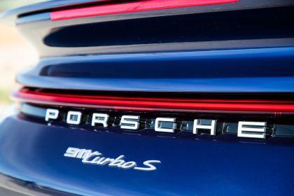 2020 Porsche 911 ( 992 ) Turbo S 159