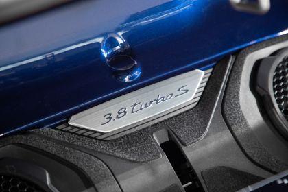 2020 Porsche 911 ( 992 ) Turbo S 172
