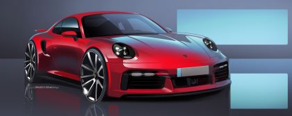 2020 Porsche 911 ( 992 ) Turbo S 173