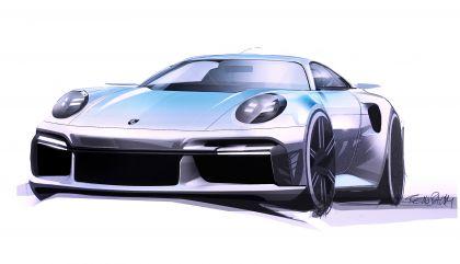 2020 Porsche 911 ( 992 ) Turbo S 177