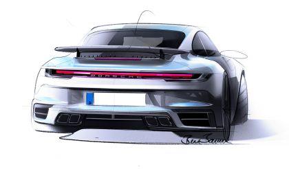 2020 Porsche 911 ( 992 ) Turbo S 178