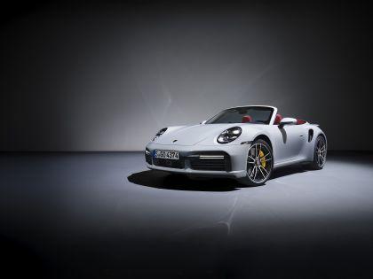 2020 Porsche 911 ( 992 ) Turbo S cabriolet 1