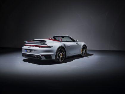 2020 Porsche 911 ( 992 ) Turbo S cabriolet 2