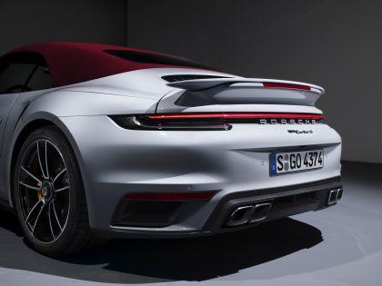 2020 Porsche 911 ( 992 ) Turbo S cabriolet 3