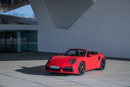 2020 Porsche 911 ( 992 ) Turbo S cabriolet 10
