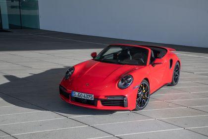 2020 Porsche 911 ( 992 ) Turbo S cabriolet 12