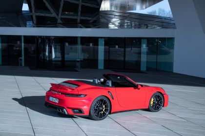 2020 Porsche 911 ( 992 ) Turbo S cabriolet 13
