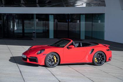 2020 Porsche 911 ( 992 ) Turbo S cabriolet 17