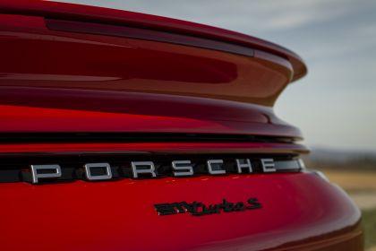2020 Porsche 911 ( 992 ) Turbo S cabriolet 61