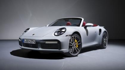 2020 Porsche 911 ( 992 ) Turbo S cabriolet 6