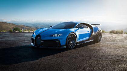 2020 Bugatti Chiron Pur Sport 25