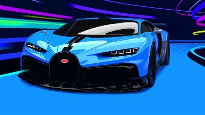 2020 Bugatti Chiron Pur Sport 40