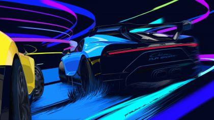 2020 Bugatti Chiron Pur Sport 42