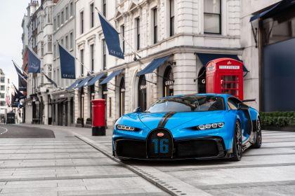 2020 Bugatti Chiron Pur Sport 44