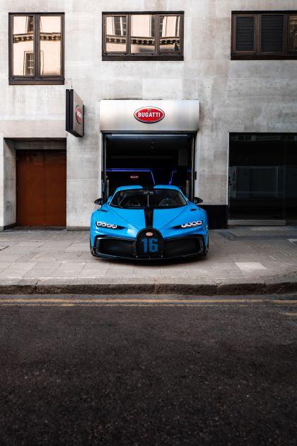 2020 Bugatti Chiron Pur Sport 45