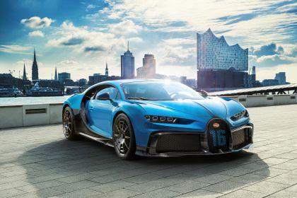 2020 Bugatti Chiron Pur Sport 55