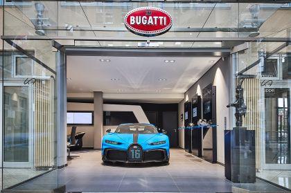 2020 Bugatti Chiron Pur Sport 58