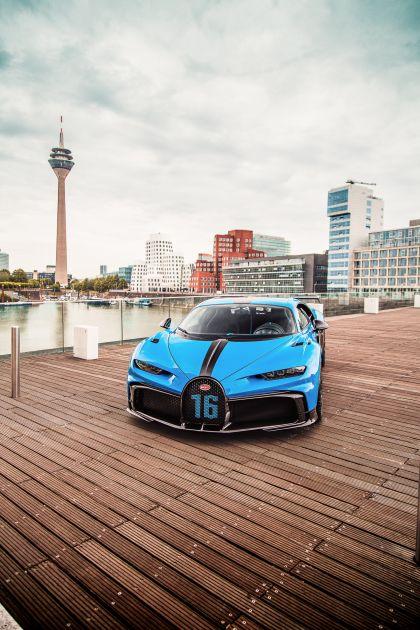 2020 Bugatti Chiron Pur Sport 63