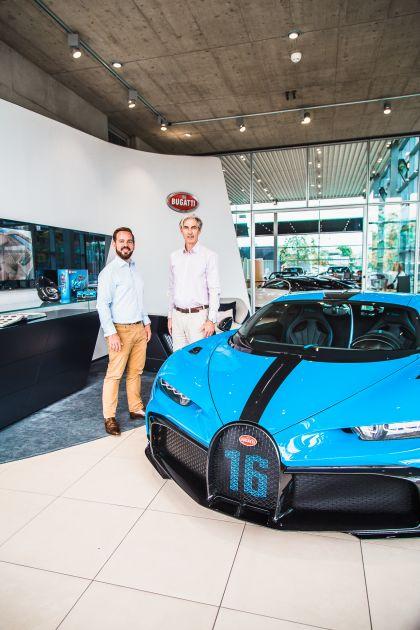2020 Bugatti Chiron Pur Sport 64