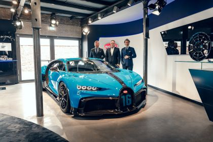 2020 Bugatti Chiron Pur Sport 71