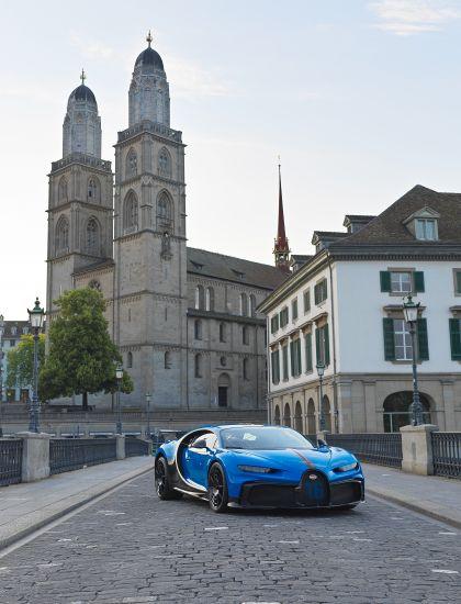 2020 Bugatti Chiron Pur Sport 76