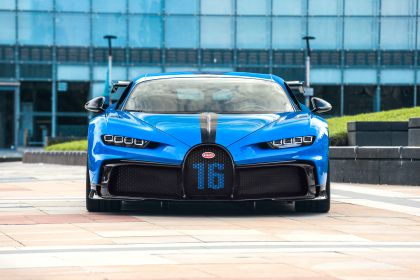 2020 Bugatti Chiron Pur Sport 79