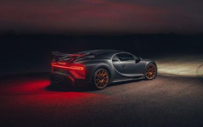 2020 Bugatti Chiron Pur Sport 93