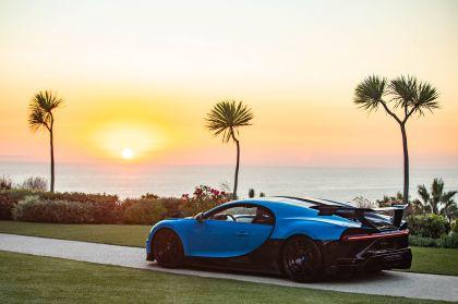 2020 Bugatti Chiron Pur Sport 100